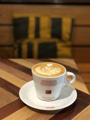 Foto 1 - Makanan(Hot Creme Brulle (Regular)) di Anomali Coffee oleh Patricia.sari