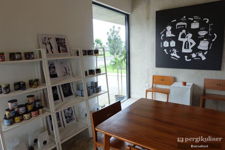 Galeri Foto Makanan Dan Suasana Di Little Talk Bantar