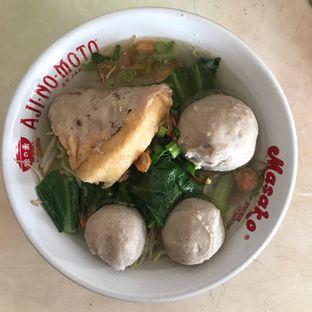 Foto 3 - Makanan di Bakso Sapi Asli Rony oleh Levina JV (IG : levina_eat )