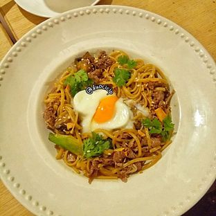 Foto 5 - Makanan(Linguine of the East) di Bakerzin oleh felita [@duocicip]