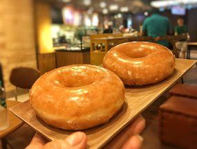 Foto Krispy Kreme