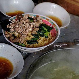 Foto Makanan di Bakmi Bule Mangga Besar