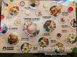 Foto 3 - Menu di Bakso Kemon oleh Hungry Couplee