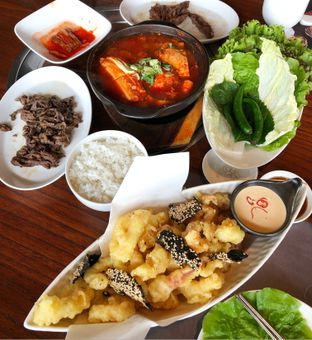 Foto 6 - Makanan(Hanchi tuikim) di Samwon Garden oleh Patricia.sari