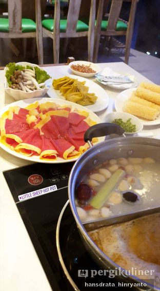 Foto review Little Sheep Shabu - Shabu oleh Hansdrata Hinryanto 1
