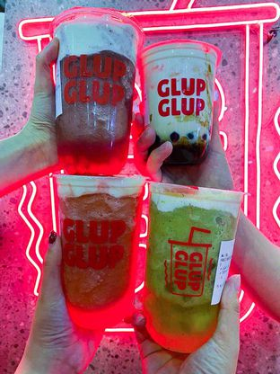 Foto review Glup Glup oleh Duolaparr  2