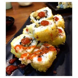 Foto 4 - Makanan di Sushi Man oleh Oktari Angelina @oktariangelina