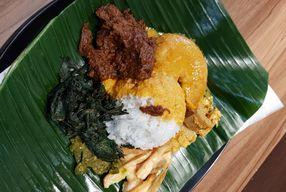 Foto Nasi Kapau Langganan