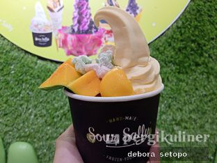 Foto review Sour Sally oleh Debora Setopo 1