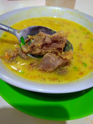 Foto review Soto Kuning Bogor Pak M. Yusuf oleh Jocelin Muliawan 1