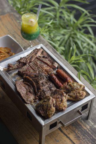 Foto Makanan di El Asador