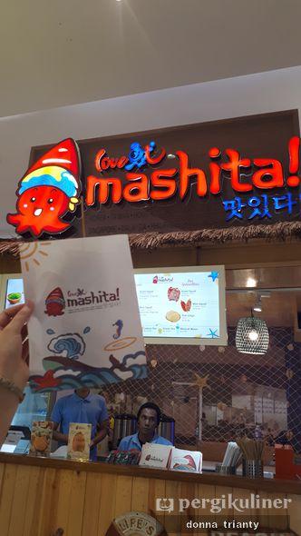 Foto Makanan di Mashita Squid