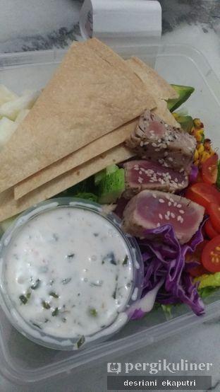 Foto 4 - Makanan di Serasa Salad Bar oleh Desriani Ekaputri (@rian_ry)