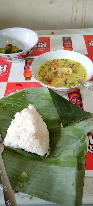 Foto 2 - Makanan di Soto Kuning Bogor Pak Yusup oleh Joshua Theo