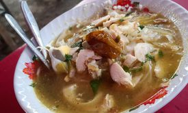 Soto Ayam Ceker Surabaya Cak Kris