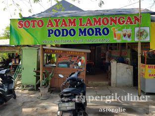 Foto 1 - Eksterior di Soto Ayam Lamongan Podomoro oleh Asiong Lie @makanajadah