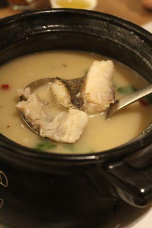 Foto 1 - Makanan(Sup Sapo Tahu Ikan Kerapu) di The Grand Ni Hao oleh YSfoodspottings