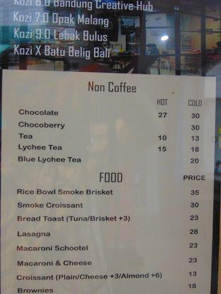 Foto 5 - Menu di Kozi Coffee oleh Kuliner Addict Bandung