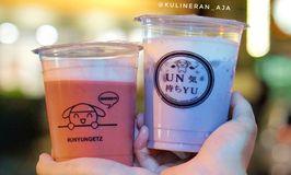 Unyu Cheese Tea