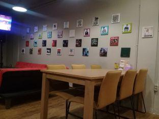Foto 3 - Interior di Cafe Jalan Korea oleh lisa hwan