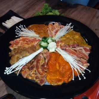 Foto Makanan di Beken BBQ