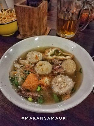 Foto 2 - Makanan di Bakso So'un & Mie Ayam TTD.47 oleh @makansamaoki