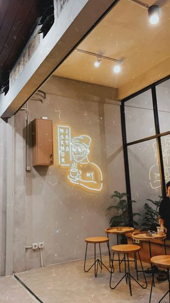 Foto Interior di Makmur Jaya Coffee Roaster