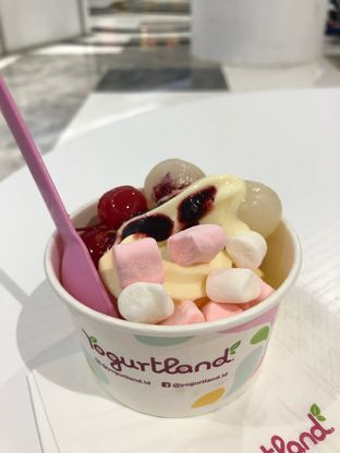 Foto - Makanan di Yogurtland oleh @yoliechan_lie