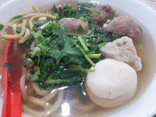 Foto 1 - Makanan di Bakso Aan oleh Deasy Lim