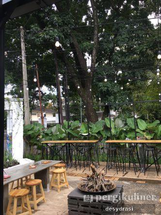 Foto Eksterior di Miluyu Coffee Lounge