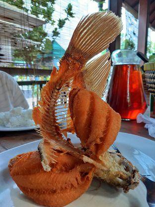 Foto 2 - Makanan(Gurame goreng kering) di Bandar Djakarta oleh David @dvidksuma