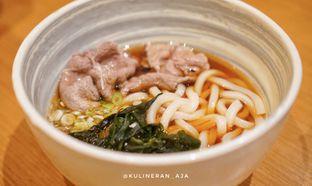 Foto 1 - Makanan(Niku Udon) di Sushi Tei oleh @kulineran_aja