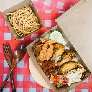 Foto 3 - Makanan di Nasi Kulit Pas Kantong oleh Margaretha Helena #Marufnbstory