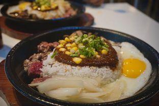 Foto 1 - Makanan(Rendang Beef Pepper Rice) di Wakacao oleh Fadhlur Rohman