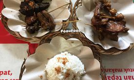 Nasi Uduk Ayam Bebek Goreng Tanabang