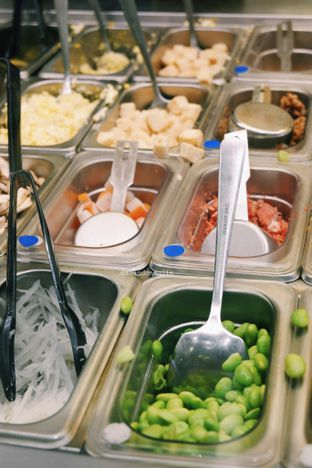 Foto 11 - Interior di SaladStop! oleh Indra Mulia
