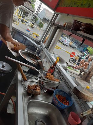 Foto review Warung Ayam Penyet Ibu Asih oleh Threesiana Dheriyani 2
