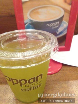 Foto 2 - Makanan(Ice Ocha) di Roppan oleh Diana Sandra