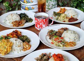 10 Tempat Makan untuk Berburu Masakan Indonesia di Senopati Paling Recommended