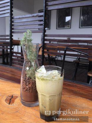 Foto 8 - Makanan(Matcha) di Kowok Coffee & Gallery oleh Shella Anastasia