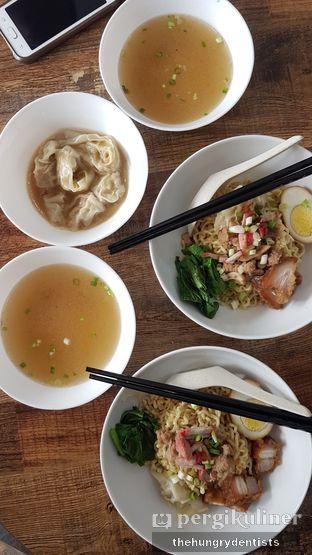 Foto 1 - Makanan(Mie Spesial Samcan) di Mie Ayong Siantar oleh Rineth Audry Piter Laper Terus