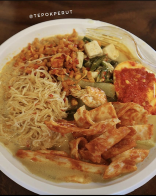 Foto review Lontong Medan Deli Bu Ade oleh Tepok perut 1