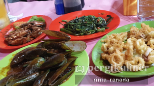 Foto 1 - Makanan di Seafood Kalimati 94 Mulyono oleh Rinia Ranada