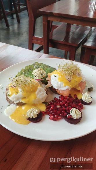 Foto Makanan di Poach'd Brunch & Coffee House