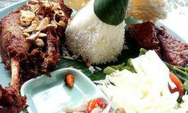 Burangrang Dapur Indonesia - Dusun Bambu