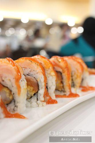 Foto Makanan di Mori Express