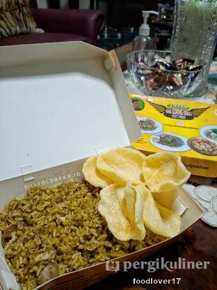 Foto 3 - Makanan di Nasi Goreng Kebuli Apjay Pak Ivan oleh Sillyoldbear.id