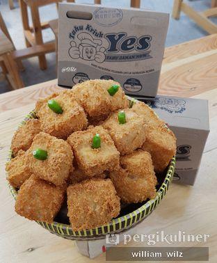 Foto 1 - Makanan di Tahu Kriuk Yes oleh William Wilz
