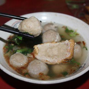 Foto 3 - Makanan di Mie Ayam Bakso Bangka AL oleh separuhakulemak