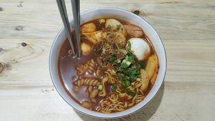 Foto 1 - Makanan di Seblak Jeletet Pademangan 4 oleh Evelin J